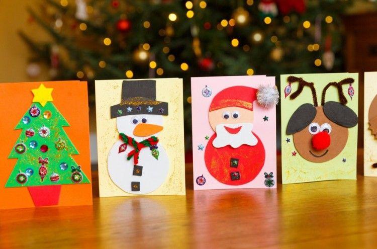Hacer postal de navidad con fotos